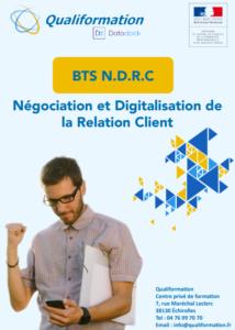 bts ndrc négociation et digitalisation de la relation client